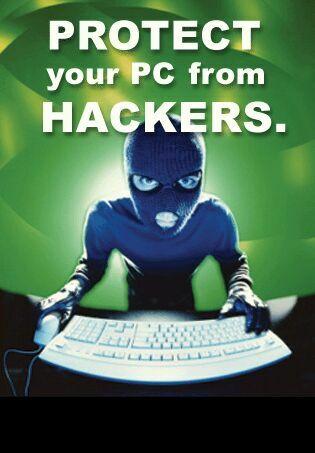 Как только обнаружен открытый порт, хакер может взломать ваш PC с помощью -